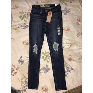 Women's Levi's Jeans | 771 Skinny | Size W26 L30